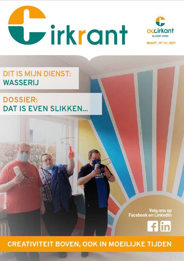 Cover maart 2021